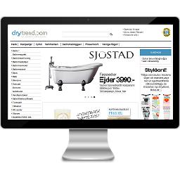 drytrend badrum monitor