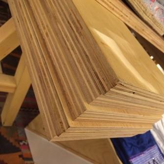 Skivmaterial plywood