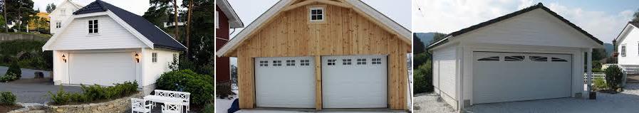 Garageportar & Garagedörrar